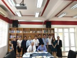 Ký kết thoả thuận hợp tác toàn diện giữa IFI và Khoa Quốc tế - ĐHQGHN