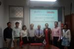 Viện Quốc tế Pháp ngữ ký thỏa thuận hợp tác cùng Báo Diễn đàn Doanh nghiệp
