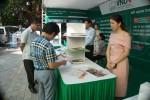 L'IFI a participé à l'exposition des produits scientifiques et technologiques de l'UNV Hanoi 2020