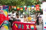 """Học viên IFI tham gia """"Ngày hội giao lưu văn hóa quốc tế"""""""