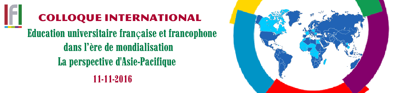 Colloque International 2016