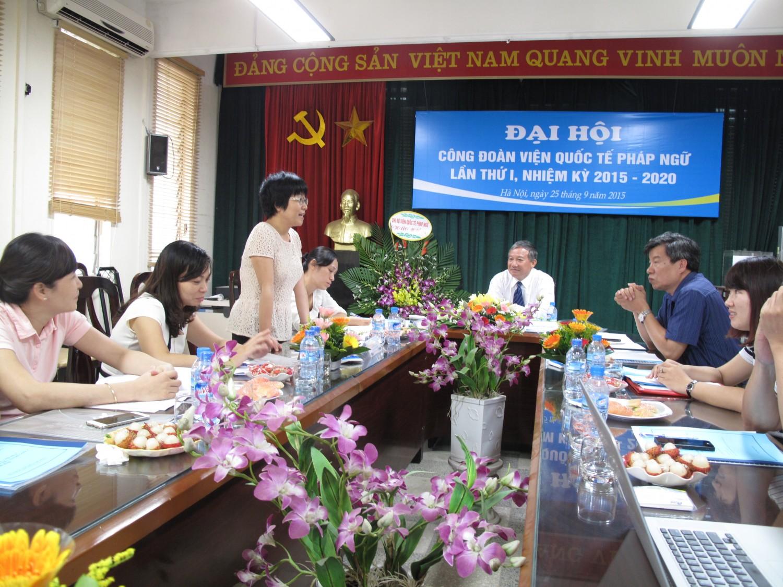 Đồng chí Nguyễn Thị Thảo