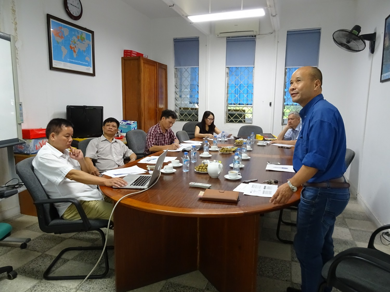Hội đồng dự án Xây dựng Tạp chí Cộng đồng Pháp ngữ tại Châu Á - Thái Bình Dương