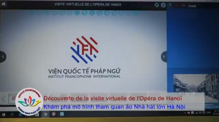 Thăm quan ảo Nhà hát lơn Hà Nội