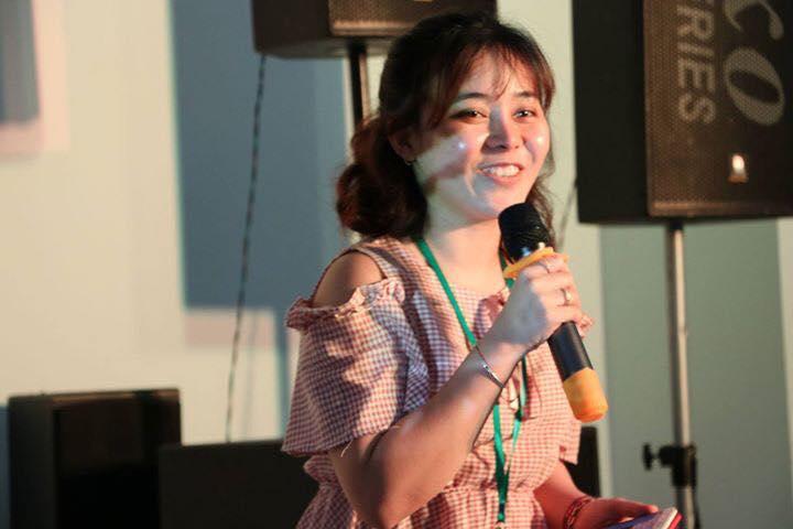 Thí sinh tham dự Slam thơ Phan Thiết - 2019