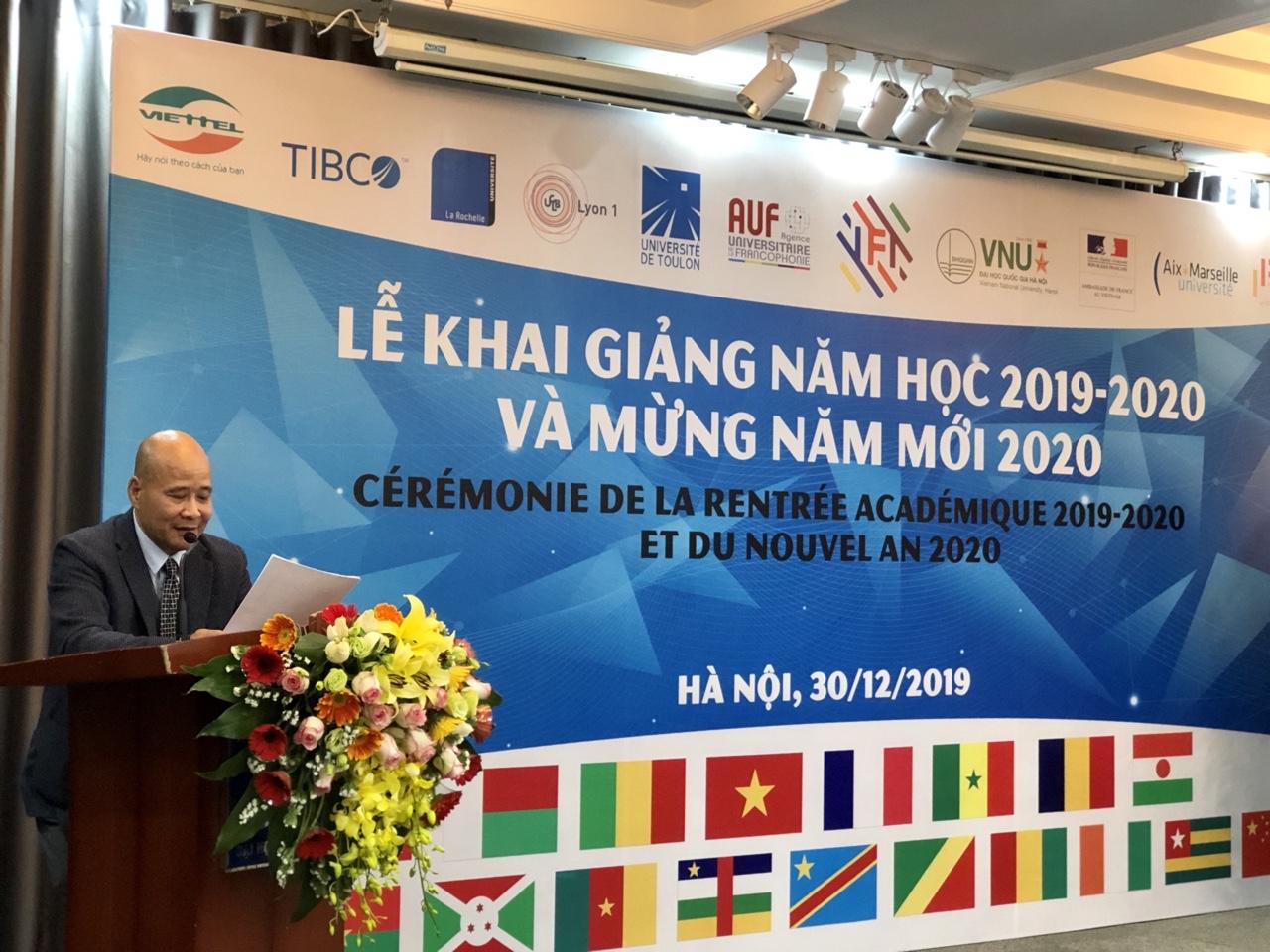 Toàn văn bài phát biểu của Chủ tịch Hội đồng KH&ĐT/Viện trưởng IFI
