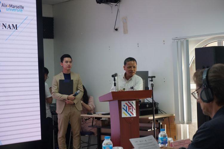 Ông Nguyễn Hồng Thao - Đại sứ, Phó chủ tịch Ủy ban Luật pháp Quốc tế tại Liên Hợp Quốc